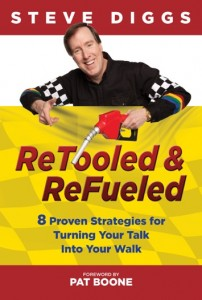 Steve Diggs - Retooled and Refueled