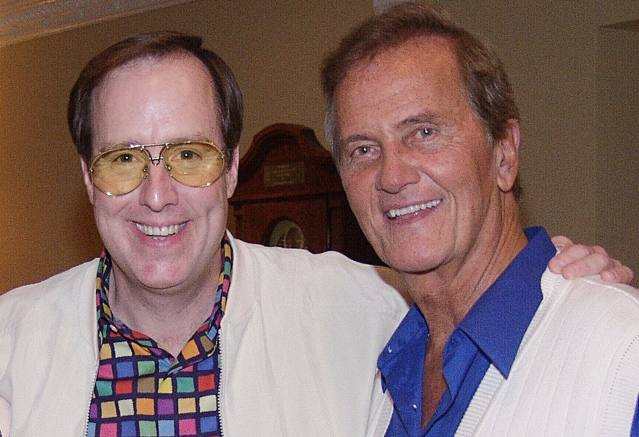 Pat Boone…HAPPY 82nd…Couldn't Happen to Nicer Guy!