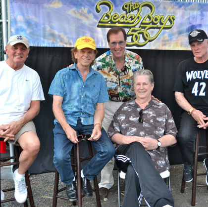 What I Learned From the Beach Boys