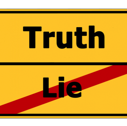 Truth Matters. Your Two Target Markets…