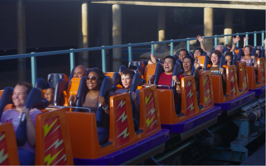 "Overcome Conflict with the ""Roller Coaster"" Approach"