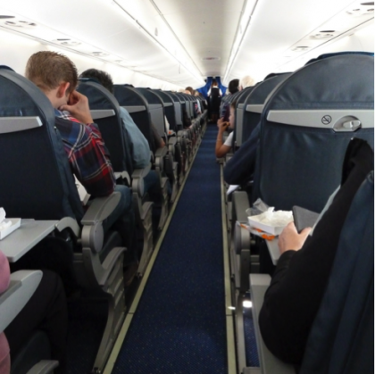 The Scary Flight Attendant…and What We Learned Together